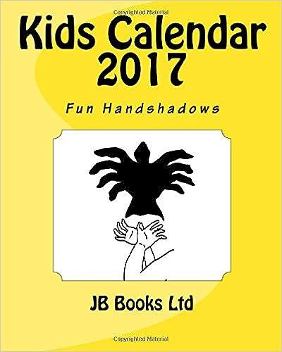 Kids Calendar 2017: Fun Handshadows!
