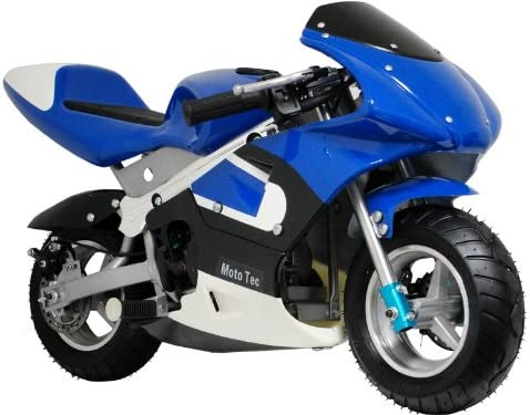 MotoTec Gas Pocket Bike - Budget Pick