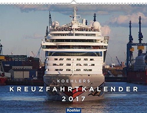 Koehlers Kreuzfahrtkalender 2017