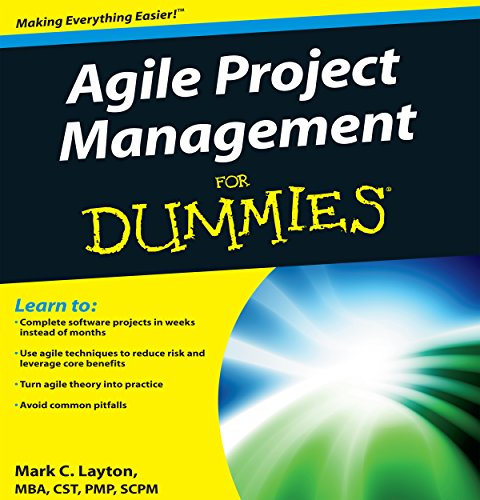 Agile Project Management for Dummies by Gildan Media