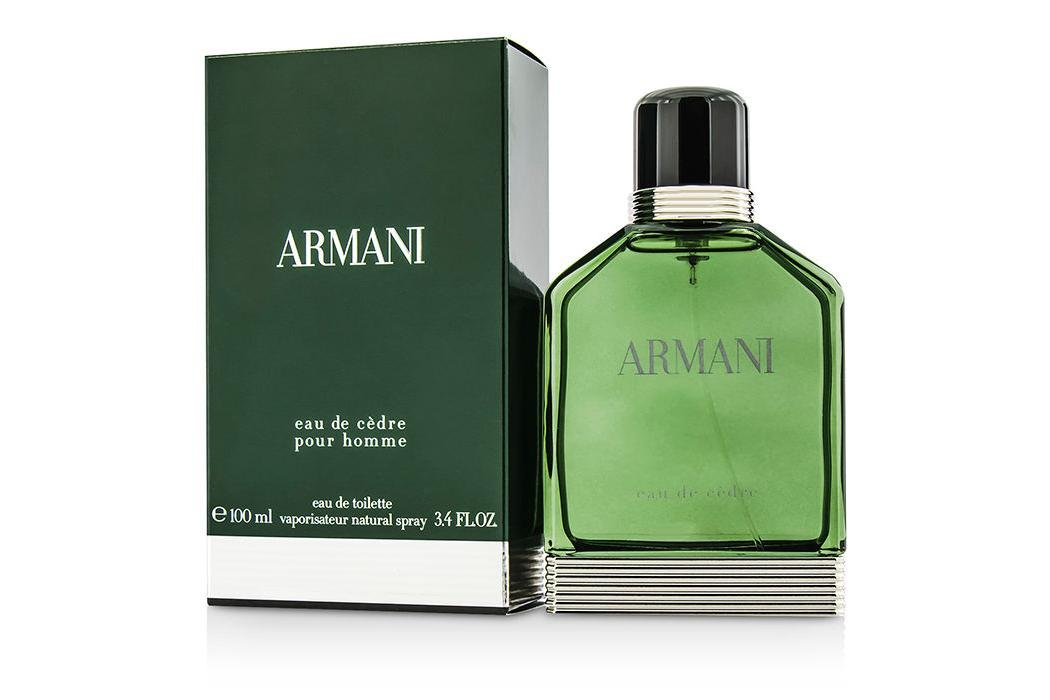 720ed6edbbe Buy Giorgio Armani Armani Eau De Cedre Eau De Toilette Spray 100ml/3. 4oz  Online at Low Prices in India - Amazon.in