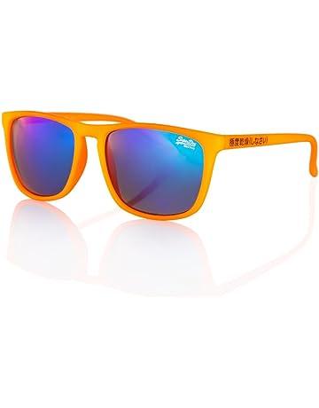 0dd4776619 Superdry - Lunettes de soleil avec bord coloré - SDS shockwave