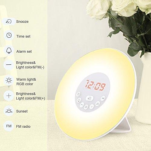Buy buy wake up light