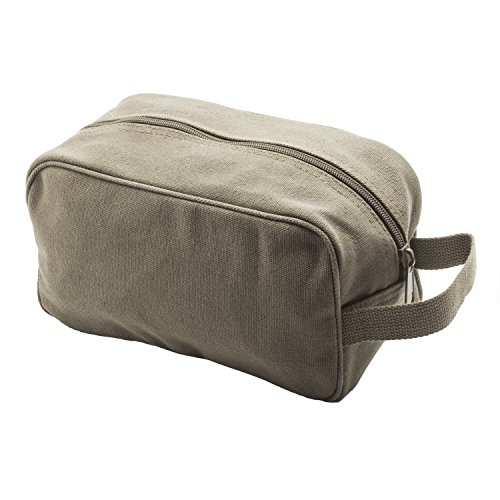 Dope Audi Car Canvas Shower Kit Travel Toiletry Bag Case in