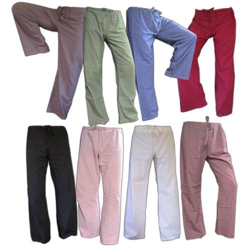 Colori Stoffa Vero Cotone Disponibili Nella Panasiam Taglia In Un Classico M Solo Beige Diversi 8 Pantaloni RwxO7TqOp