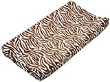 Carters-Velour-Changing-Pad-Cover-Zebra
