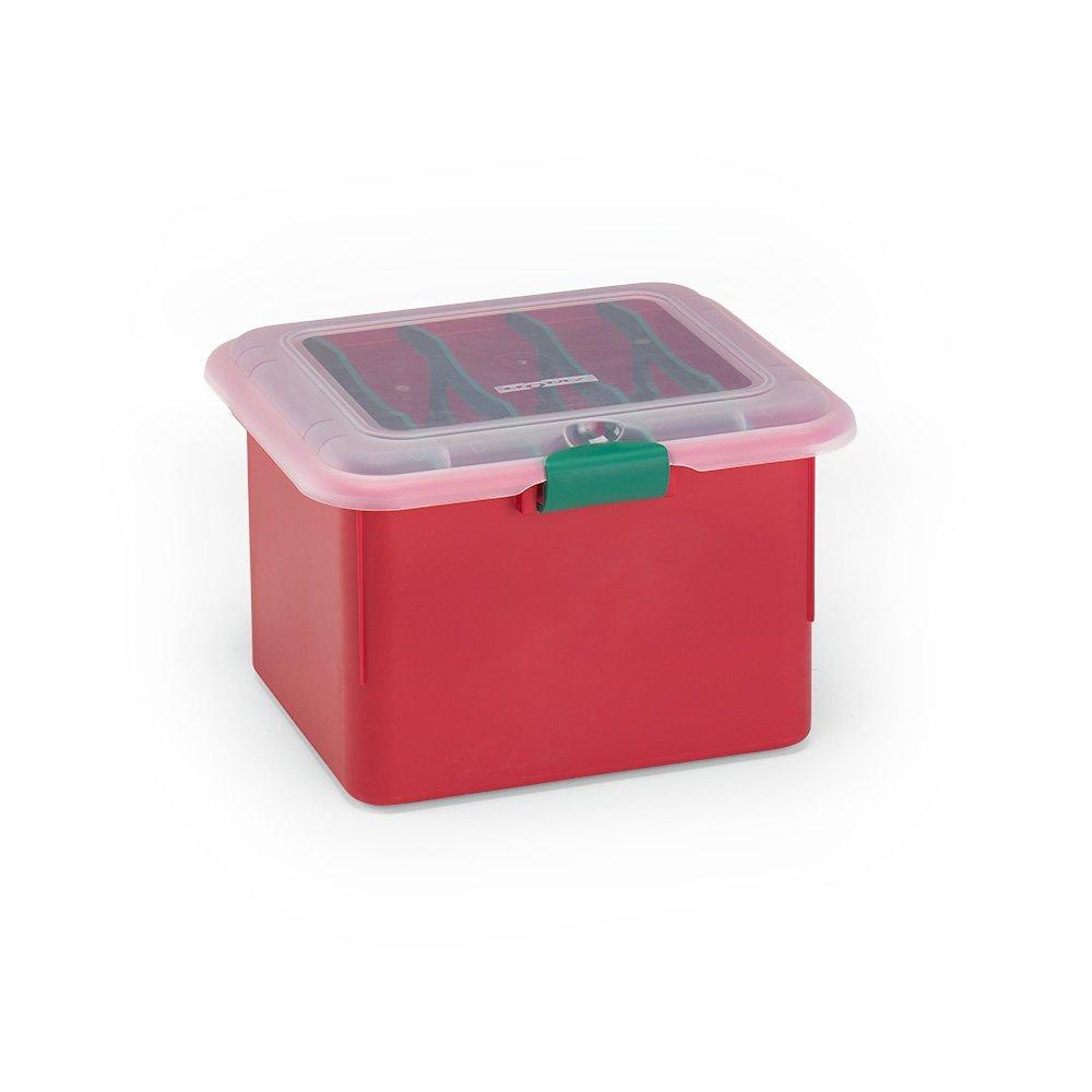 Home Products International SnapLock Light Wrap Box,