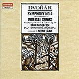 Dvorak: Symphony 4 / Biblical Songs