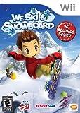 We Ski and Snowboard - Nintendo Wii