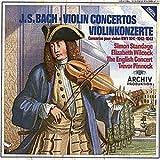 Violinkonzerte Bwv 1041-43