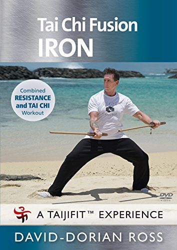 - Tai Chi Fusion: IRON with David-Dorian Ross (YMAA) 2018 workout combining tai chi and strength training **BESTSELLER**