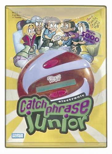 Hasbro Gaming Electronic Catch Phrase Jr. by Hasbro Gaming