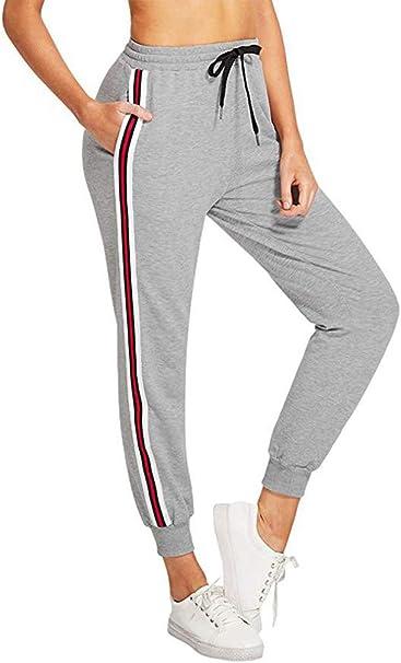 Socluer - Pantalones de Deporte para Mujer, Pantalones de Deporte ...