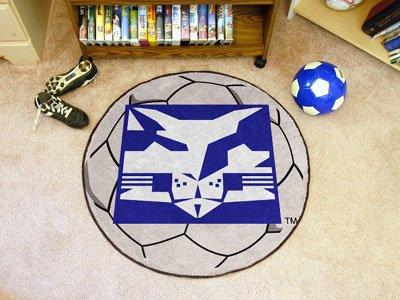 NYU Soccer Ball Rug (Rug Basketball Nyu)