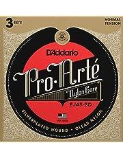 D'Addario EJ44 Pro-Arte - Cuerdas de nailon para guitarra clásica