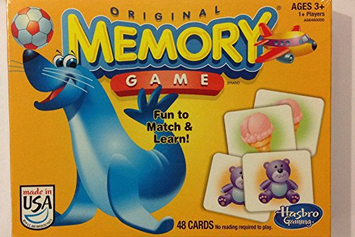 Hasbro Original Memory