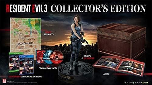 Resident Evil 3 - Collectors Edition - Xbox One: Amazon.es ...