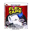 "Flex Tape White 4"" x 5'"