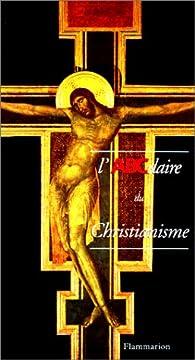 L'abécédaire du Christianisme par Pierre Chavot