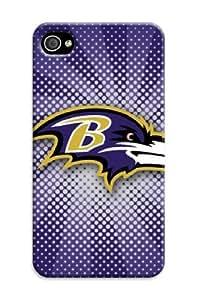 Iphone 6 Plus Protective Case,Good-Looking Football Iphone 6 Plus Case/Baltimore Ravens Designed Iphone 6 Plus Hard Case/Nfl Hard Case Cover Skin for Iphone 6 Plus