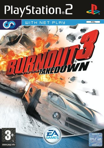 Burnout 3: Takedown (PS2) by Sony PlayStation 2 game (Image #2)