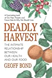 Deadly Harvest, Geoff Bond, 0757001424