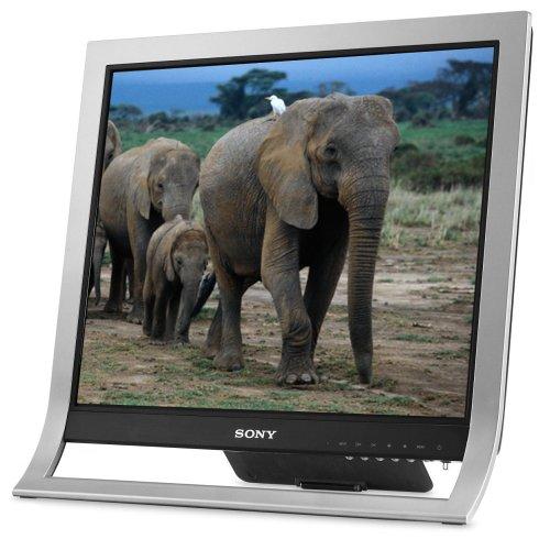 "Sony XBrite SDM-HS95P/S 19"" LCD Monitor"