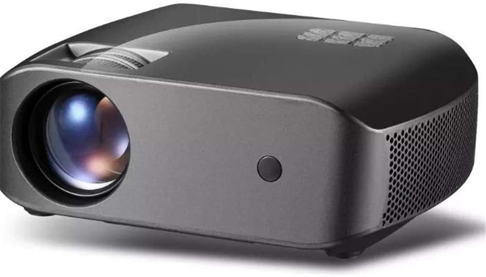 ポータブル1280x720P解像度LCDプロジェクター2800のルーメン10000:1つのコントラスト比のサポート23の言語ホームシアタープロジェクター あなたのための素晴らしい映画体験 (色 : Photo color, サイズ : ワンサイズ)