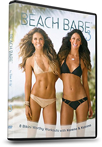 Beach Babe 3 DVD By Tone It Up - 8 Bikini Worthy Workouts with Karena & Katrina (2015)
