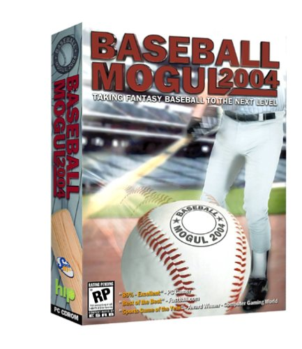 Baseball Mogul 2004 - PC