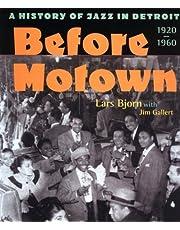 Before Motown