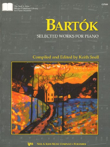 Bartok: Selected Works for Piano