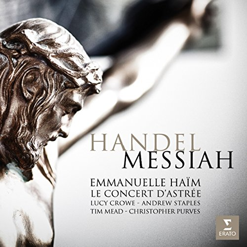 Cover of Handel: Messiah, HWV 56