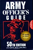 img - for Army Officer's Guide by Keith E. Bonn (2005-09-27) book / textbook / text book