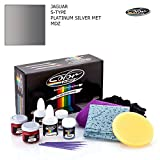 JAGUAR S-TYPE / PLATINUM SILVER MET - MDZ / COLOR N DRIVE TOUCH UP PAINT SYSTEM FOR PAINT CHIPS AND SCRATCHES / PLUS PACK