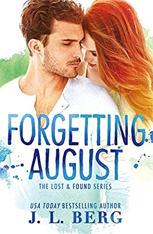 book cover of Forgetting August