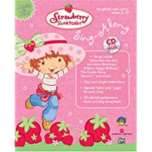 Strawberry Shortcake Sing-Along: Book and CD