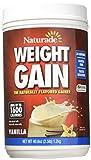 Weight Gain No Sugar Added 40.60 Ounces Vanilla