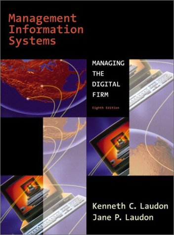 Management Information Systems, Eighth Edition