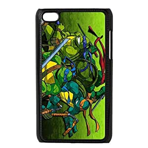 iphone 4/4s Touch 4/4G /4th Generation Back Protective Case - Cartoon Turtles Case Perfect as Christmas gift(3)
