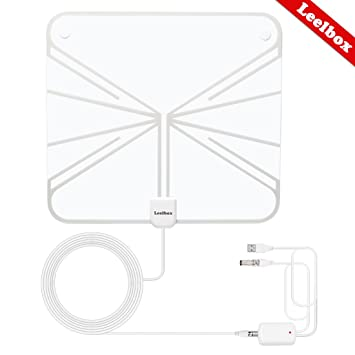 Review Leelbox HDTV Antenna 60