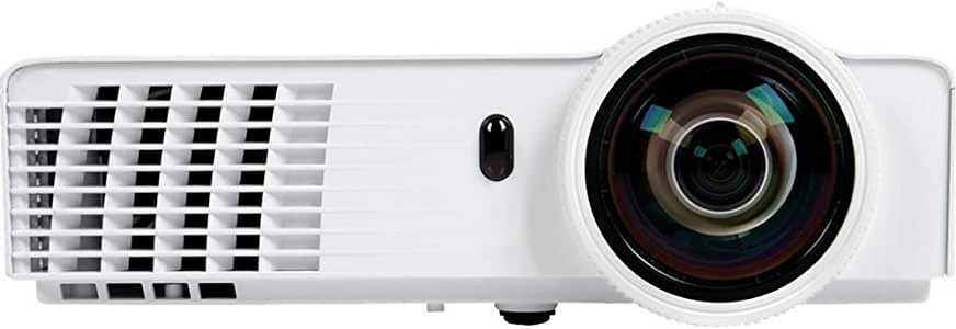 InFocus INV30 Short Throw DLP Projector - 720p - HDTV - 4:3 - Front - Interactive - Metal Halide