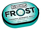 ICE BREAKERS Frost Sugar Free Mints, Wintercool, 1.2 Ounce (Pack of 12)
