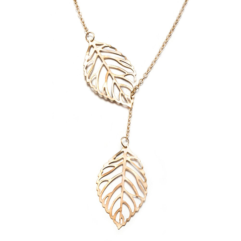 myazs8580 Women Chain Bib Choker Pendant Charm Statement Necklace Jewelry Fashion BKN054