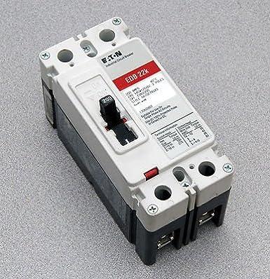 Eaton EDB EDB3200BP10 3 Pole 200 Amp 240V 22K Red Label Circuit Breaker