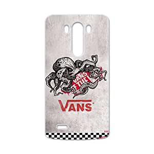 "Happy Vans ""off the wall"" fashion cell phone case for LG G3"