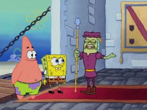 [Dunces And Dragons] (Spongebob Squarepants Patrick)
