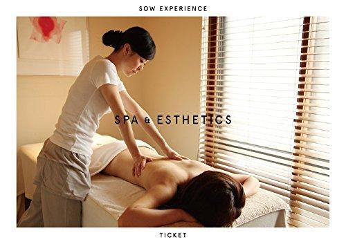 「目録A3景品パネル付き」体験型カタログギフト 個室スパ&エステチケットPLUS 景品セット-Sow Experience(ソウエクスペリエンス) B01LYHWDEQ