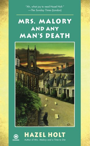 Mrs. Malory and Any Man's Death (Mrs. Malory Mystery Book 18)