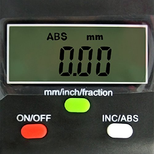 Digital Tread Depth Gauge Magnetic Self Standing Aperture 80mm Hand Routers by Gain Express by Gain Express (Image #4)